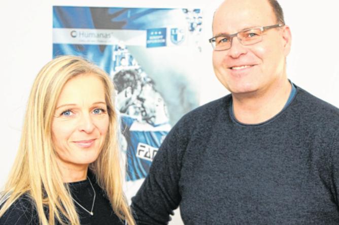 Humanas GmbH steht zum 1. FC Magdeburg