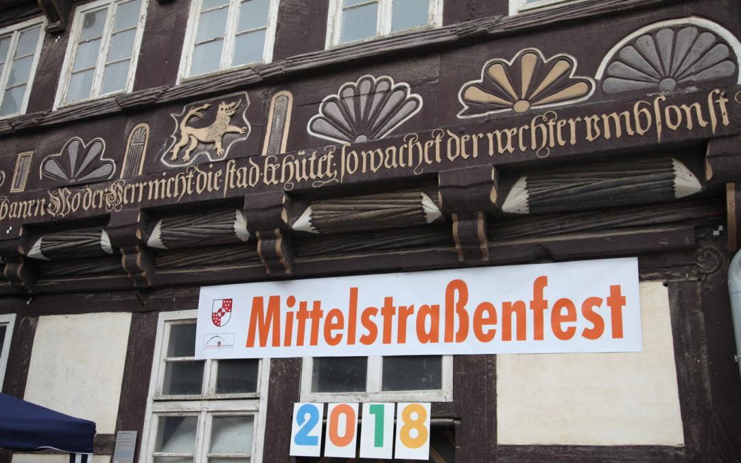 Mittelstraßenfest in Osterwieck
