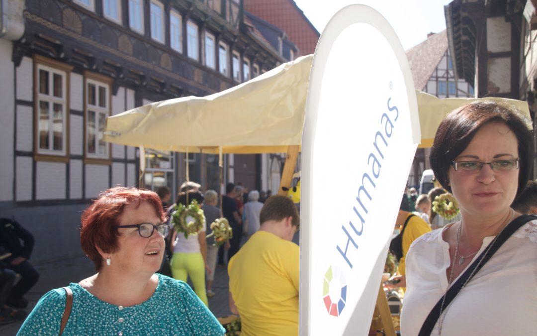 Mittelstraßenfest 2019 in Osterwieck